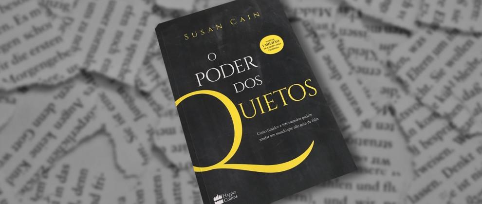 Capa do livro O poder dos quietos