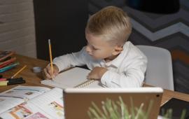 Como organizar uma rotina de estudo para os filhos?