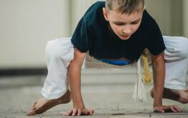 A alfabetização e o letramento matemático com o auxílio da capoeira