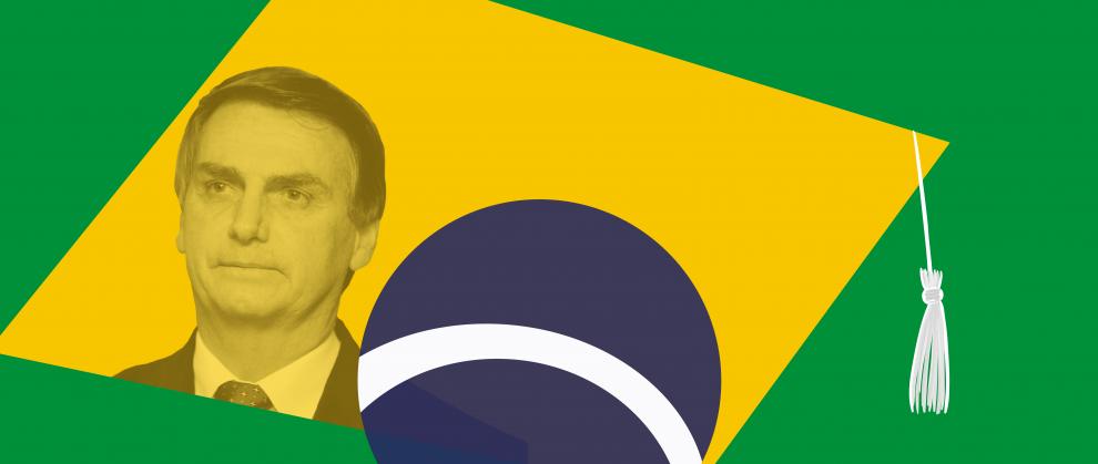 Resultado de imagem para bolsonaro bandeira