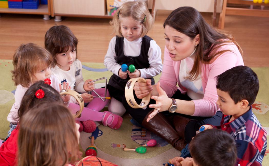 Música na Educação Infantil: por que você deve utilizar