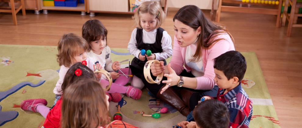 Música na Educação Infantil: por que utilizar
