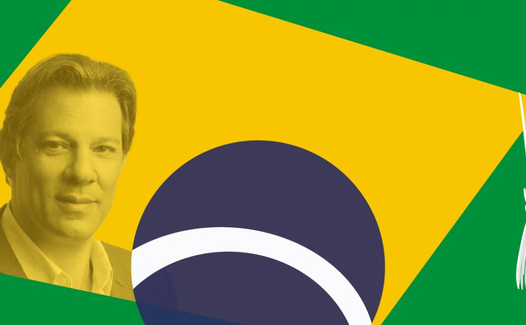 A educação em pauta: Propostas dos candidatos à presidência em 2018 - Fernando Haddad