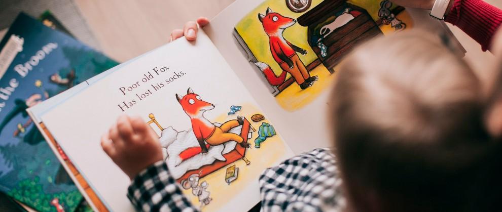 Como estimular a leitura das crianças no ensino híbrido