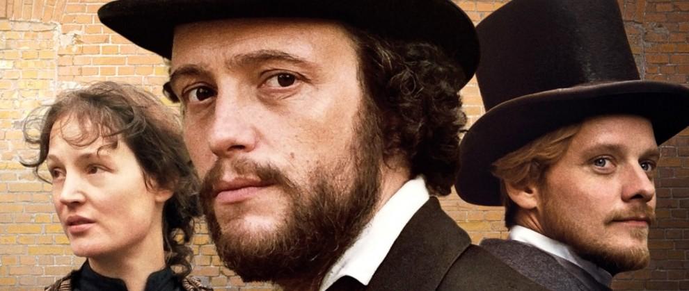 Imagem de capa do filme: O jovem Karl Marx