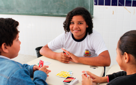"""Portas abertas: escolas de Caraguatatuba oferecem projeto """"Matemática Lúdica nas Férias"""""""