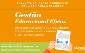 Tupã e Presidente Prudente recebem palestra da UNDIME-SP e Planneta Educação sobre Gestão Educacional