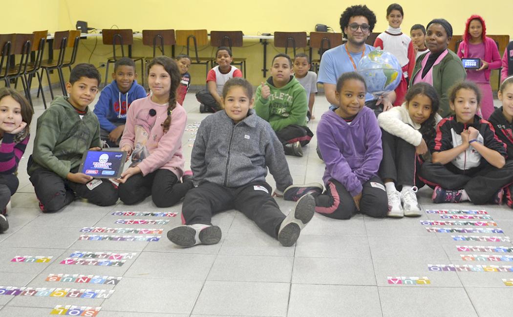 Educação pública dá um salto em Taboão da Serra, atingindo nota 6,8 no IDEB