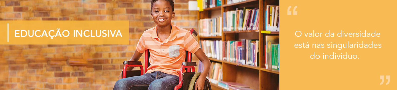 Banner Educação Inclusiva