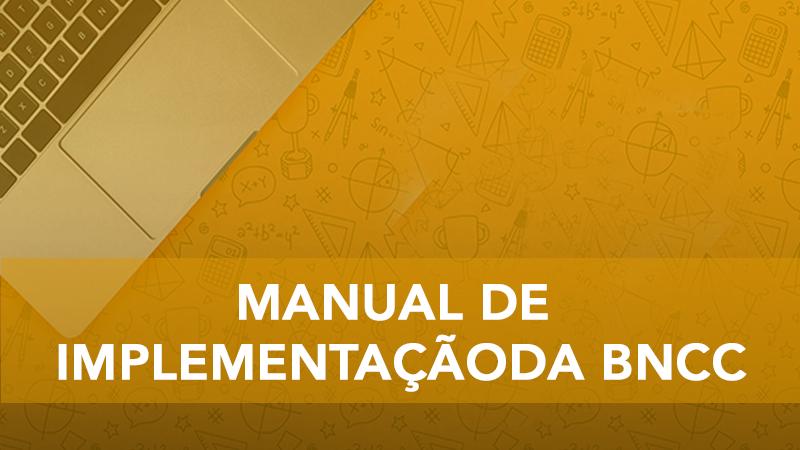 Manual de implementação da BNCC
