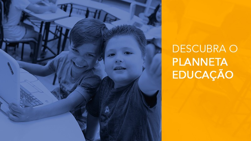 Descubra o Planneta Educação